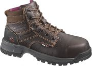 """Women's Piper: Peak® AG WP 6"""" CT EH Boot - Brown by Wolverine"""