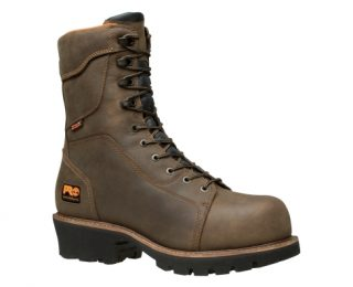 Rip Saw WP Insulated Logger Boot