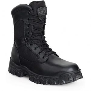 Rocky AlphaForce Zipper Composite Toe Duty Boot