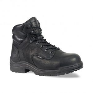 "Women's Timberland 6"" TiTAN® Safety Toe - Black"