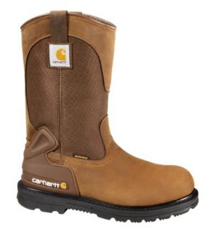Bison Waterproof Work Boot/Safety Toe