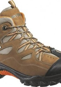 Men's Durant: Waterproof Steel-Toe EH Slip Resistant Hiker by Wolverine