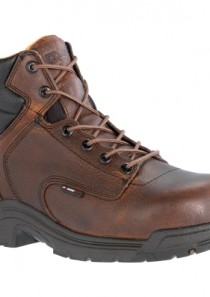 Men's PRO® TiTAN® Composite Toe – Brown by Timberland