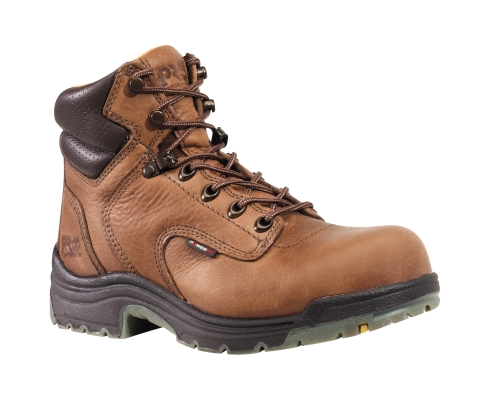 Women's Timberland PRO® TiTAN® 6-Inch Safety Toe - Nepal Coffee