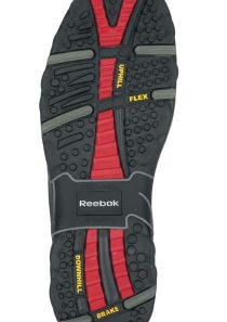 Men's Waterproof Sport Hiker Black by Reebok