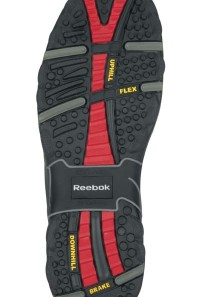 Woman's Waterproof Sport Hiker – Black by Reebok