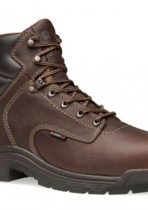 Men's 6″ TiTAN® Composite Safety Toe Waterproof Boot – Dark Brown Leather by Timberland