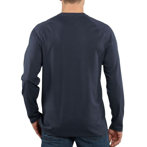 Men's Force™ Cotton Long-Sleeve T-ShirtAlt