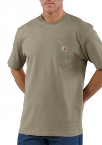Men's Workwear Pocket T-Shirt by Carhartt