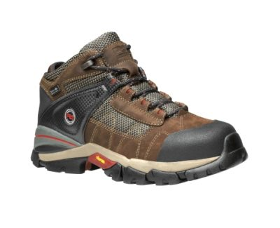 Men's Hyperion Low WP Alloy Toe Boot by Timberland