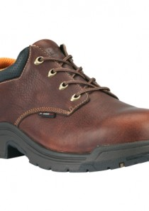 Men's Oxford Safety Toe Dark Brown by Timberland