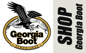 Georgia Boot Shopping