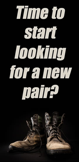 need a new pair of boots?