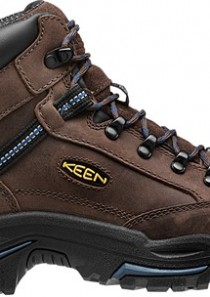 Men's Braddock All Leather Waterproof Steel Toe Safety Boot by Keen Utility