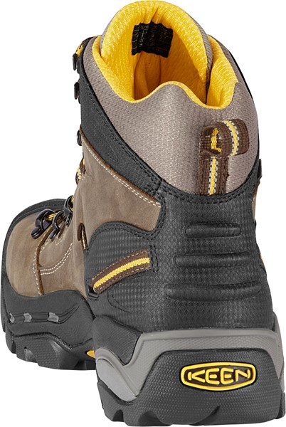 d8dc3e6b0f4 Men's Pittsburgh Waterproof Steel Toe Safety Boot by Keen Utility