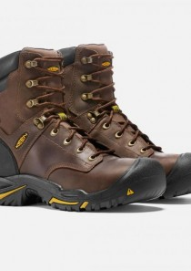 Men's 8 inch Mt. Vernon Steel Toe Waterproof Work Boot  by Keen