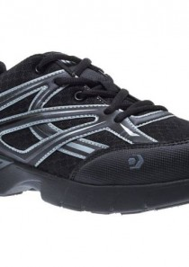 Women's Jetstream Carbonmax Safety Toe Work Shoe in Black by Wolverine