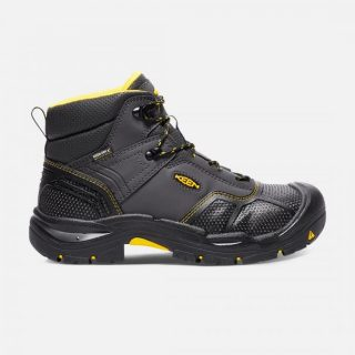 Men's Logandale Steel Toe Waterproof Work Shoe by Keen