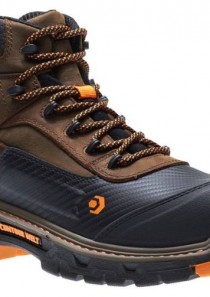 Men's Overpass Carbonmax Waterproof 6″ Work Boot W010717 by Wolverine