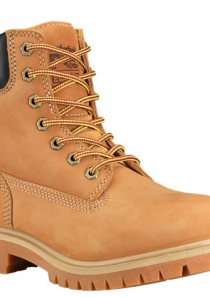 Women's 6″ Direct Attach Steel Toe Safety Boot – Brown by Timberland