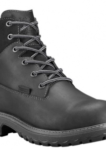 Women's 6″ Hightower Alloy Toe Safety Boot – Black by Timberland