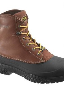 Men's 6″ Waterproof Steel Toe Work Boot W05698 by Wolverine