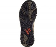 Mens Moab 2 Vent Mid Waterproof Comp Toe Work Shoe by Merrell Work OUT