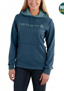 Women's Force Extremes® Signature Graphic Hoodie by Carhartt