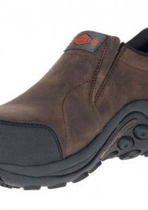 Women's Jungle Moc Comp Toe Work Shoe by Merrell Work