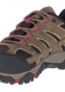 Women's Moab 2 Vent Waterproof Comp Toe Work Shoe by Merrell Work
