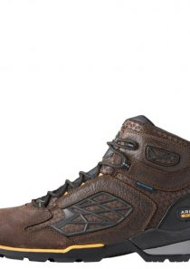 Rebar Flex 6″ H2O Composite Toe in Brown by Ariat
