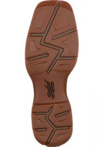 Rebel Toe Waterproof Western Boot by Durango Steel