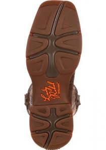 Lady Rebel Women's Steel Toe Western by Durango