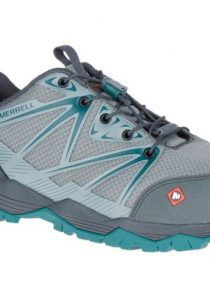 Women's Fullbench Comp Toe Work Shoe by Merrell Work