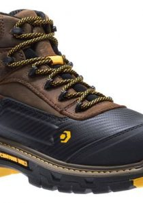 Men's Overpass Insulated CarbonMAX 6″ in Dark Brown / Black Wolverine