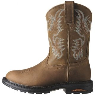 Tracey Pull-on H2O Composite Toe by Ariat 10008634 side