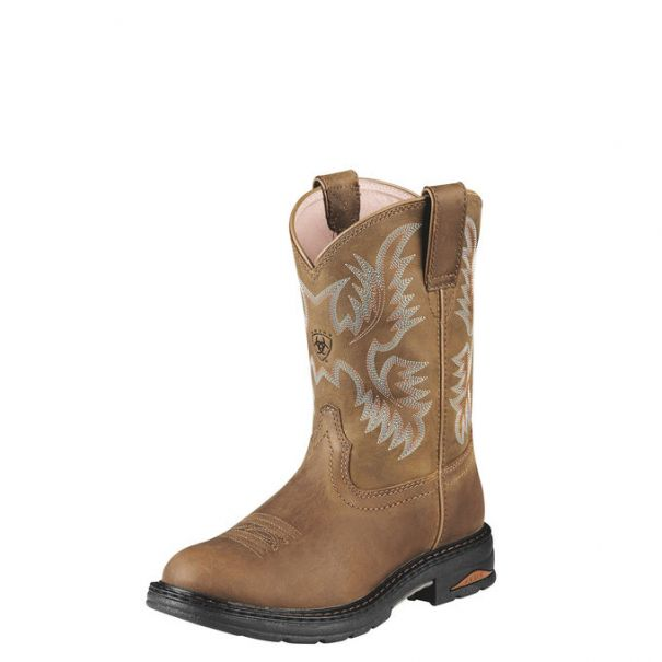 Tracey Pull-on H2O Composite Toe by Ariat front