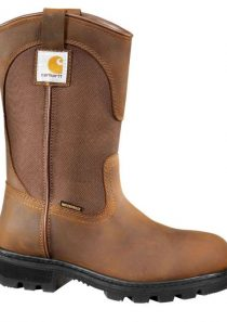 Women's 10-Inch Wellington Waterproof  Steel Toe Work Boot by Carhartt