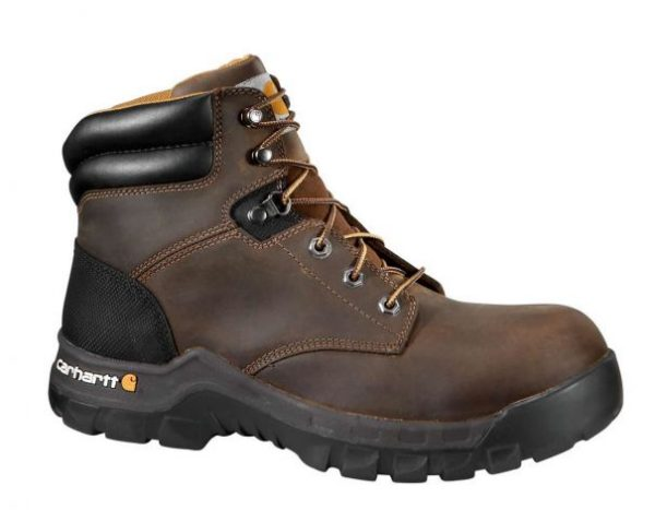 RUGGED FLEX 6 INCH COMPOSITE TOE WORK BOOT