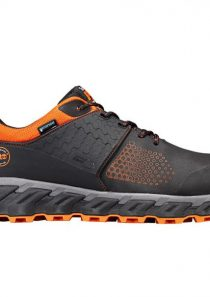 Men's Ridgework Low Composite Toe Safety Shoe Grey/Orange by Timberland