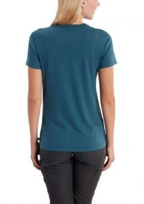 Women's Lockhart Short-Sleeve V-Neck T-Shirt by Carhartt