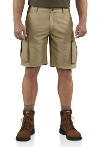 Men's Rugged Cargo Shorts by Carhartt