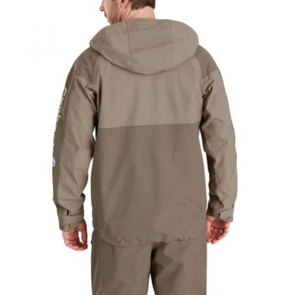 STORM DEFENDER ANGLER JACKET Back