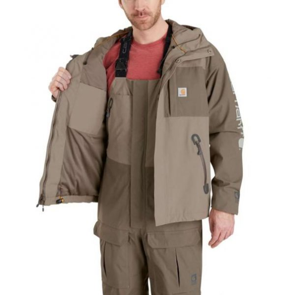 STORM DEFENDER ANGLER JACKET Side 1