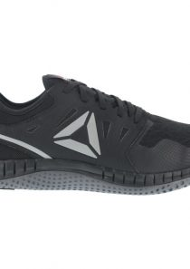 Men's Zprint Work Shoe – Black by Reebok