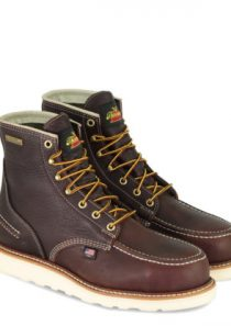 Men's 1957 Series – Waterproof – 6″ Briar Pitstop Safety Toe by Thorogood Boots