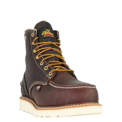 1480d5b0cf6 Men's 1957 Series – Waterproof – 6″ Briar Pitstop Safety Toe by Thorogood  Boots