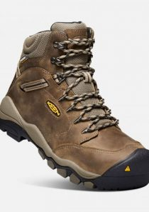 Women's Canby Waterproof Aluminum Toe Safety Boot by Keen Utility