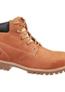 "Men's 6"" Steel Toe Work Boots in Brown by Timberland PRO®"
