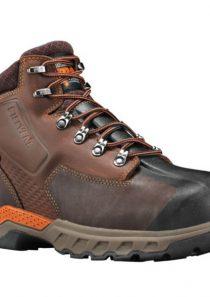 "Men's Downdraft 6"" Alloy Toe Work Boots in Brown by Timberland PRO®"
